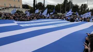Нови призиви за протести в Гърция срещу името на Македония
