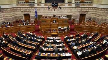 Гръцкият парламент одобри Преспанското споразумение
