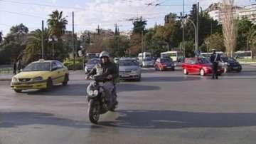 По-строги наказания за шофьорите в Гърция
