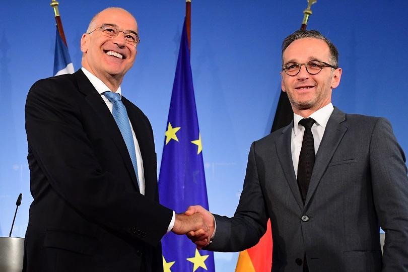 снимка 1 Гърция подкрепя Западните Балкани за ЕС, но само, ако се  изпълняват критериите