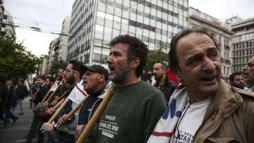 Гръцката полиция затвори изхода на Серес към Кулата заради фермерите