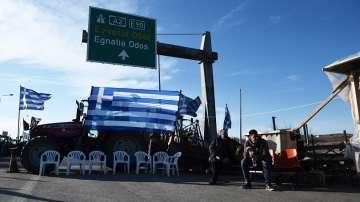Общонационална стачка може да блокира Гърция