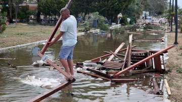 Български собственици на имоти в Халкидики ще бъдат обезщетени след бурята