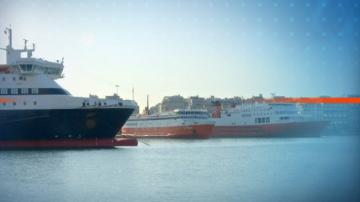 Възстановена е фериботната връзка между Самотраки и Александруполис