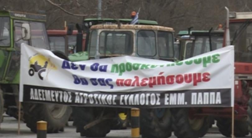Гръцките фермери подготвят нови блокади