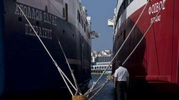 Гръцките фериботи няма да работят заради стачка