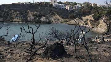 Над 3000 незаконни постройки ще бъдат съборени след пожарите в Атика