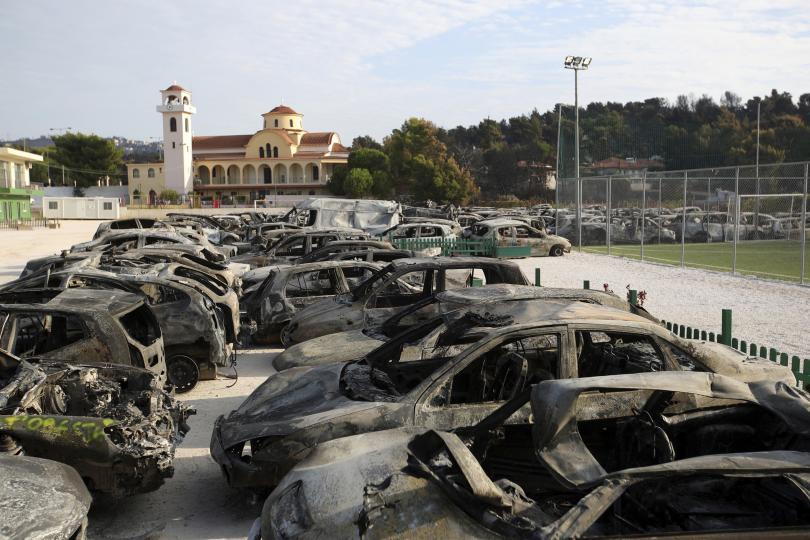 жертвите пожарите гърция станаха