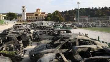 Първа оставка в Гърция заради пожарите, отнели живота на 88 души