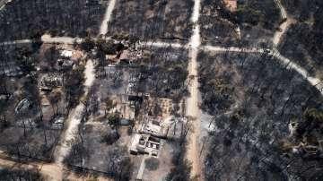 След огнения ад в Гърция: Продължава издирването на оцелели