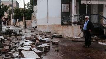 От нашия пратеник: Гърция се бори с последствията от опустошителното наводнение