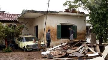 Гърция потъна в скръб след наводненията
