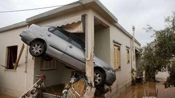 Каква е равносметката след опустошителните наводнения в Гърция?