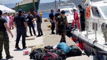 Нараства напрежението на гръцкия остров Лесбос заради мигрантите