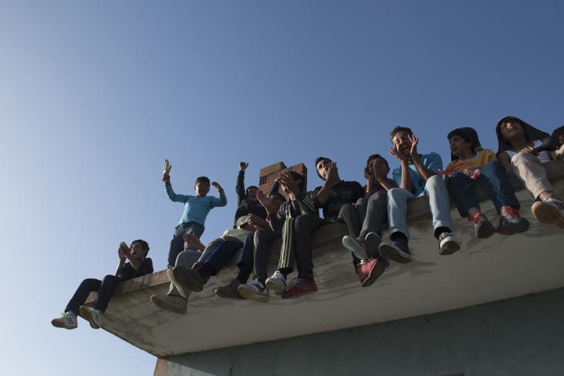метеж център задържане нелегални имигранти мадрид