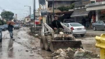 Потоп на Халкидики взе 6 жертви, няма информация за пострадали българи