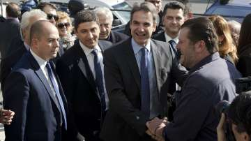 Новото лице на гръцката Нова демокрация