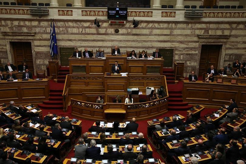 Внесоха законопроекта за ратификацията на Договора от Преспа в гръцкия парламент