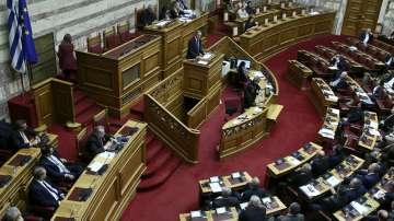 Гръцкият парламент ще гласува Преспанското споразумение утре