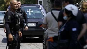 Гърция се прощава с част от загиналите при опустошителните пожари