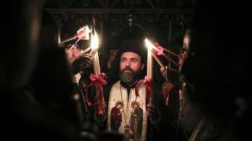 В Русия, Босна и Херциговина и Египет също посрещнаха Великден