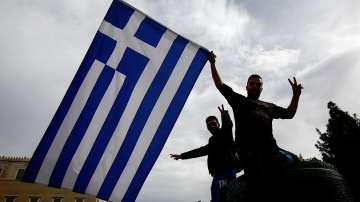Протестите на гръцките фермери в Атина продължават