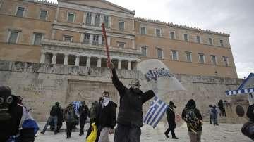 Гръцкият парламент трябва да гласува договора за името на Македония
