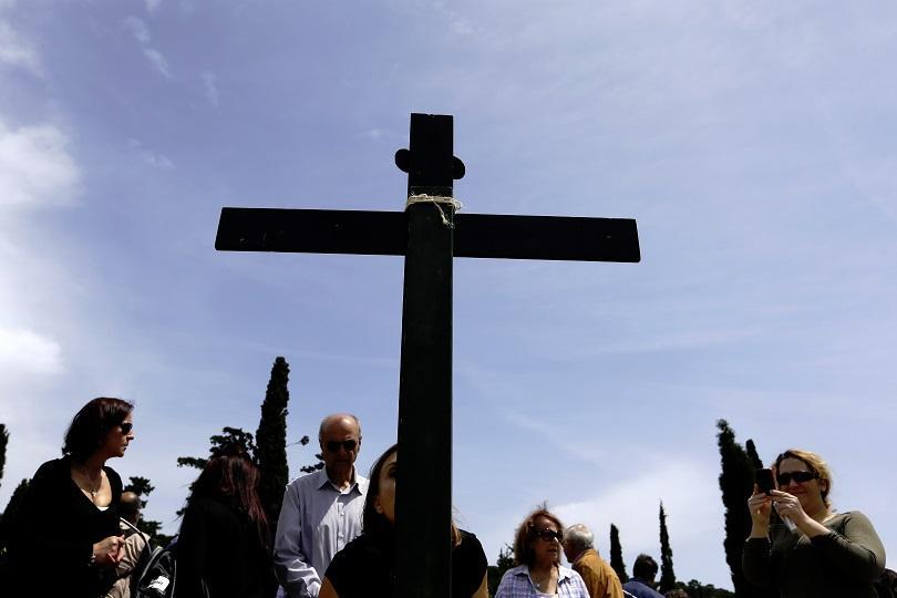 снимка 4 Православният свят отбелязва деня на Христовите страдания