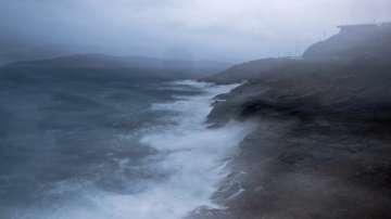 Силна буря удари югозападната част на Пелопонес
