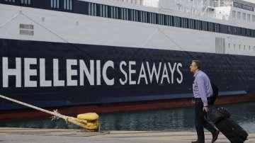 Стачка блокира морския транспорт в Гърция за 24 часа