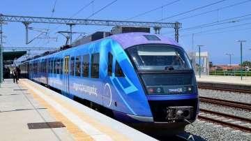 Стачката на железничарите в Гърция отмени всички влакове