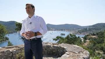 Гръцкият премиер Ципрас обяви началото на нова гръцка ера