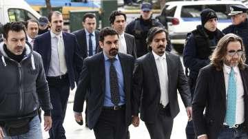 Гърция отказа екстрадиция на турските пилоти