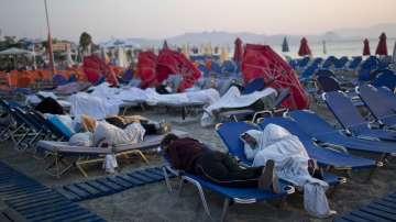 Няма отлив на туристи към Гърция и Турция след земетресението на остров Кос