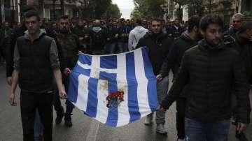 Гърция отбеляза 45-ата годишнина от студентските бунтове срещу военната хунта