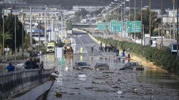Бурята Евридика взе 15 жертви в Гърция