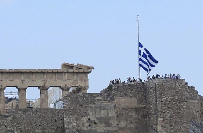 Втори ден от националния траур в Гърция