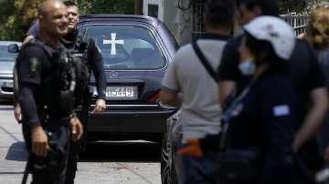 81 са жертвите на пожарите в Гърция