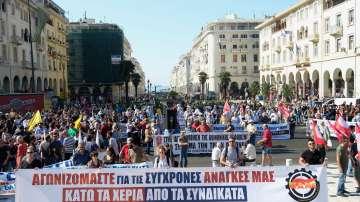 Стачката в Гърция приключва утре сутринта