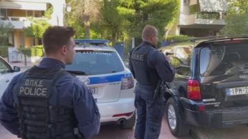 Гръцката полиция проведе операция срещу терористична мрежа