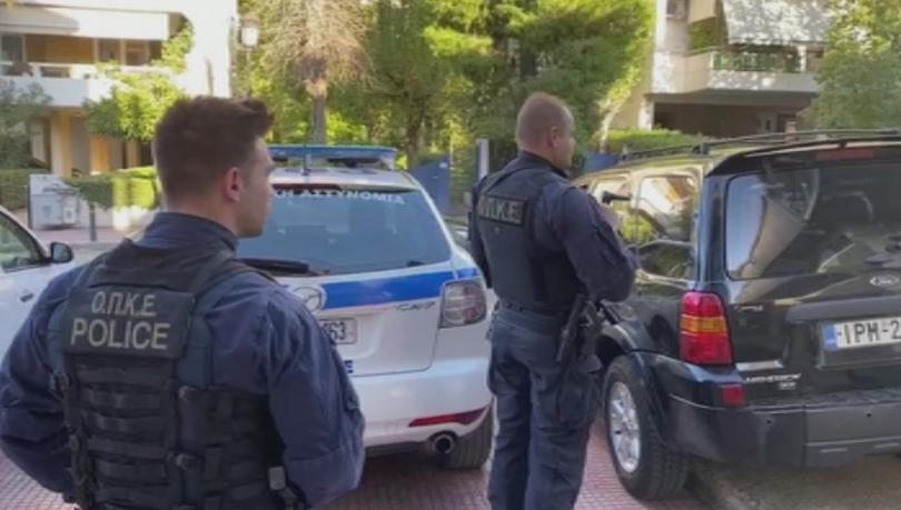 Снимка: Гръцката полиция проведе операция срещу терористична мрежа