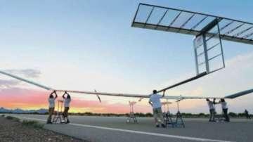 Зелена светлина: Безпилотен самолет, независим от сателитите