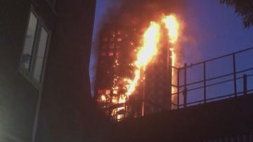 Ще бъде публикуван доклад за пожара в Гренфел тауър