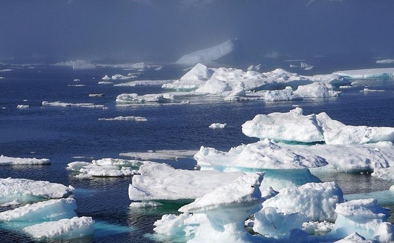 Над 11 млрд. тона лед се разтопиха през изминалото денонощие