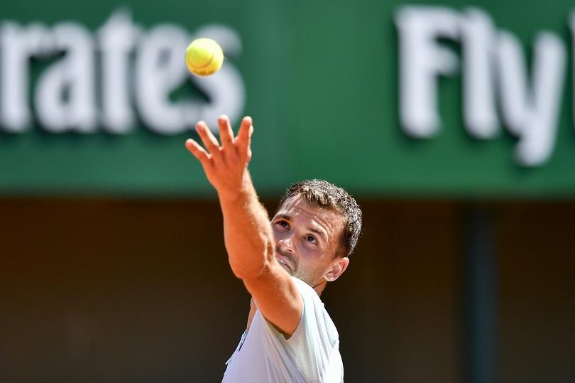 Най-добрият български тенисист Григор Димитров завършва годината на 19-о място
