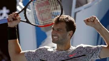 Григор Димитров се класира за финала на тенис турнира Гаранти Коза София Оупън