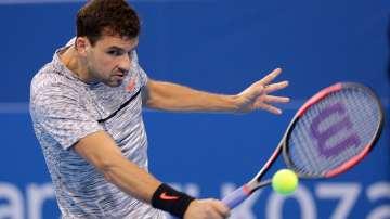 Експресна победа за Григор Димитров срещу Виктор Троицки