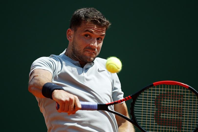 Григор Димитров отпадна на полуфиналите на турнира на червени кортове