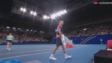 Григор Димитров преодоля първия кръг на Откритото първенство на Австралия