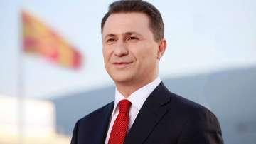 Македонският парламент отне имунитета на Груевски